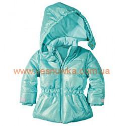 Демисезонная Куртка  для девочки «Голубое сияние» LUPILU, , 1051055, Lupilu (Германия), Верхняя одежда, зимние комбинезоны