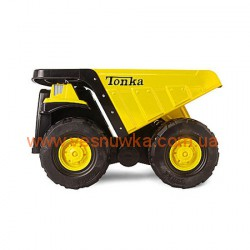 Самосвал Tonka Toughest Mighty Dump Truck - Classic Steel, , 1081081, Hasbro (USA), Игрушки