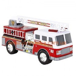 Tonka Mighty Motorized Fire Truck, , 1081083, Hasbro (USA), Игрушки