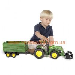 Трактор John Deere 7930 Bruder , , 1081086, Bruder (Germany), Игрушки