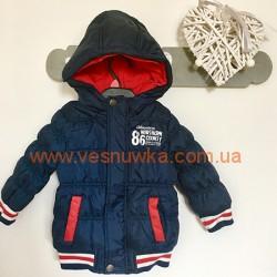 Демисезонная Куртка  для мальчика «Adventure» Germany, , 10510520, Lupilu (Германия), Верхняя одежда, зимние комбинезоны