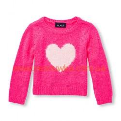 "Кофта  ""Сердце"" Childrens Place, , 11511522, Children Place, Кофты и флиски"