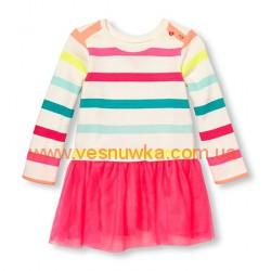 "Платье Children place ""Полосочки"", , 11511528, Children Place, Платья и юбки"