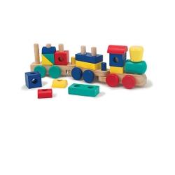 """Игровой деревянный набор """"Паровозик"""", Carters, , 114114142, CARTERS, Игрушки"""
