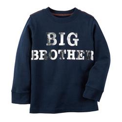 "Реглан Carters ""Старший братишка"", , 11711707, CARTERS, Регланы"