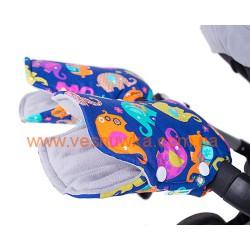 """Муфта на коляску для рук GOFORKID """"Индия"""", , 120120001, Goforkid (Ukraine), Верхняя одежда, зимние комбинезоны"""