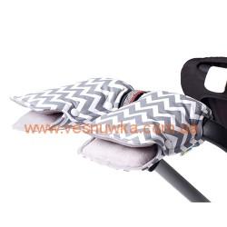 """Муфта на коляску для рук GOFORKID """"Рассвет"""", , 120120003, Goforkid (Ukraine), Верхняя одежда, зимние комбинезоны"""