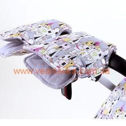 """Муфта на коляску для рук GOFORKID """"Вигвам"""", , 120120014, Goforkid (Ukraine), Верхняя одежда, зимние комбинезоны"""