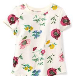 """Футболка """"Цветочный рай"""" OldNavy , , 1320035, Old Navy, Рубашки и футболки"""