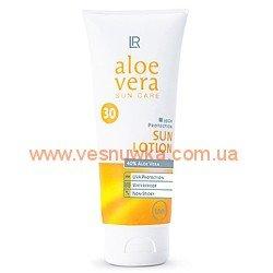 Aloe Vera Baby  солнцезащитный лосьйон SPF 30  от LR (Germany)