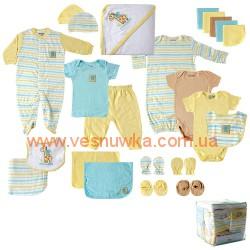 """Подарочный Комплект 23в1 Luvable Friends  """"Для любимого малыша"""", , 909043, LUVABLE FRIENDS (USA), Подарочные наборы"""