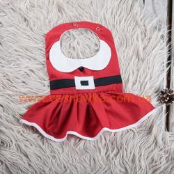 """Слюнявчик-Платье """"Рождественская девочка"""" MagBaby, , 9191005, MagBaby (Украина), Sale Девочки"""