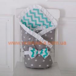 """Конверт-одеяло """"Феерия"""" (двойной)  MagBaby, , 919101, MagBaby (Украина), Конверты, одеяла, пледы"""