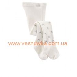 Колготки белые Oshkosh, , 959532, OSHKOSH, Нижнее белье, носочки, колготы
