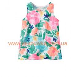 "Майка ""Тропики"" Carters , , 989819, CARTERS, Рубашки и футболки"
