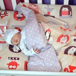 """Комплект постельного белья """"Новогодний"""" Plamka, , 124001_004, Plamka (Poland), Мальчики"""