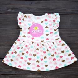 """Платье для малышки """"Нежность"""" Plamka (Poland), , 00000179, Plamka (Poland), SALE % %"""