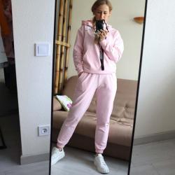 "Спортивный костюм ""Light"" розовый Plamka (Poland), , 00002014, Plamka (Poland), Наборы"