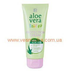 Aloe Vera Baby  детский защитный крем от LR (Germany)