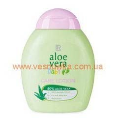 Aloe Vera Baby  детский лосьон для тела от LR (Germany)