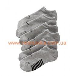 Набор из трех пар серых носков OldNavy , , 525212, Old Navy, Нижнее белье, носочки, колготы