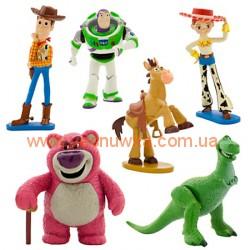 """Игровой набор """"История игрушек"""" из фигурок., 6шт, Disney, , 575715, Disney, Игрушки"""
