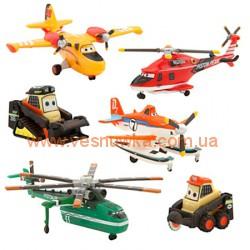 """Игровой набор """"Planes"""" из фигурок., 6шт, Disney, , *, Disney, Игрушки"""