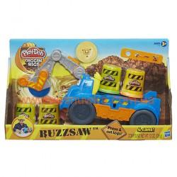 "Набор пластилина ""Веселая пила"" Play-Doh, , 5757224, Hasbro (USA), Игрушки"