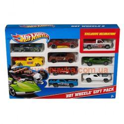 Набор машинок Hot Wheels, 9шт. , , 5757228, Mattel (USA), Игрушки