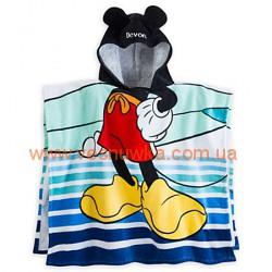 "Полотенце ""Мики Маус на пляже"" Дисней , , *, Disney, Плавки и панамки"
