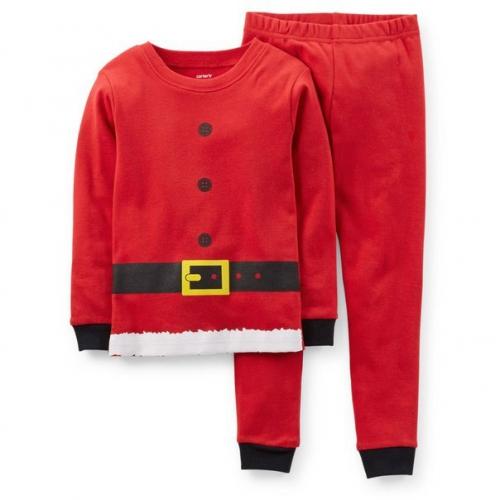 """Пижама Carters """"Дед мороз"""""""