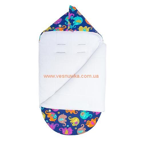 Зимний конверт для новорожденных Индия GOFORKID