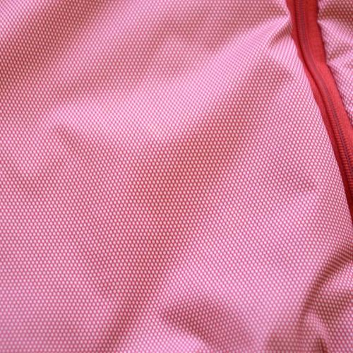 """Демисезонный комбинезон  """"LITTLE SWEET HEART"""" красный (белая точка, без ушей) 12,18,24м  , от -5 до  15 Plamka (Poland)"""