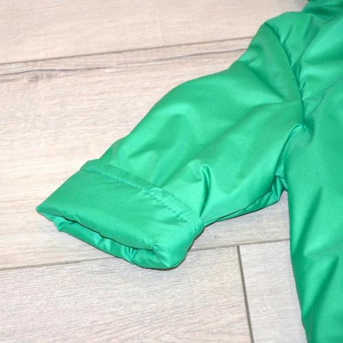 "Демисезонный комбинезон NEW  ""SWEET HEART"" зеленый 12,18,24м , от -5 до  15 Plamka (Poland)"