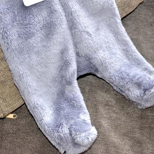 Человечек плюшевый «Мишутка» темно-серый  Plamka