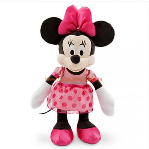 Плюшевая игрушка  «Минни Маус на балу» 43 см