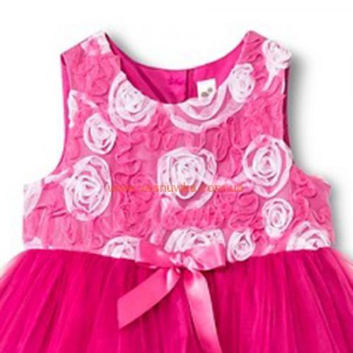 """Нарядное платье  """"Розы"""""""