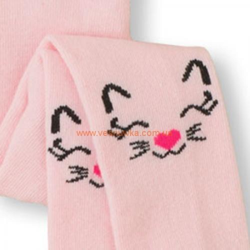 "Колготы  Children Place ""Кошечка"" розового цвета"