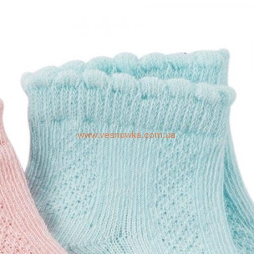 "Набор из шести пар носков  Carters ""Бантик"""