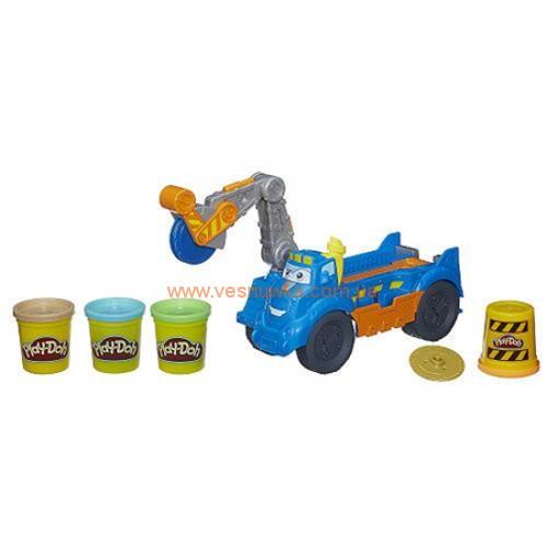 """Набор пластилина """"Веселая пила"""" Play-Doh"""