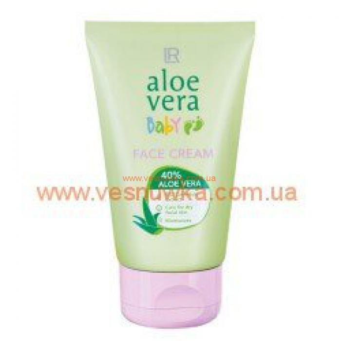 Aloe Vera Baby  детский крем для лица от LR (Germany)