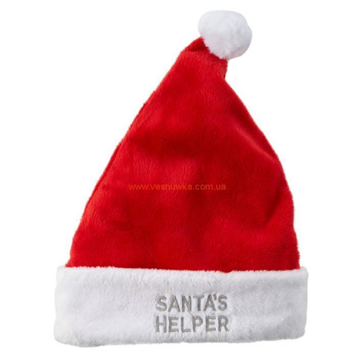 Новогодняя шапочка «Помощник Санты» Carters