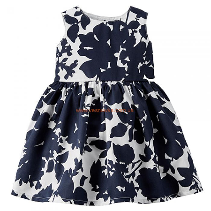 """Нарядное платье Carters """"Классика"""""""