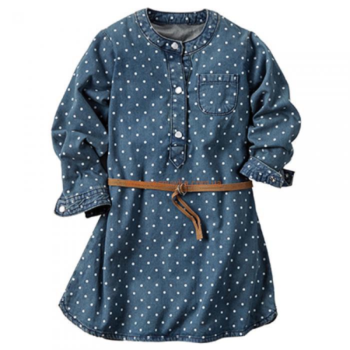 """Платье джинсовое  Carters  """"Джинни"""""""