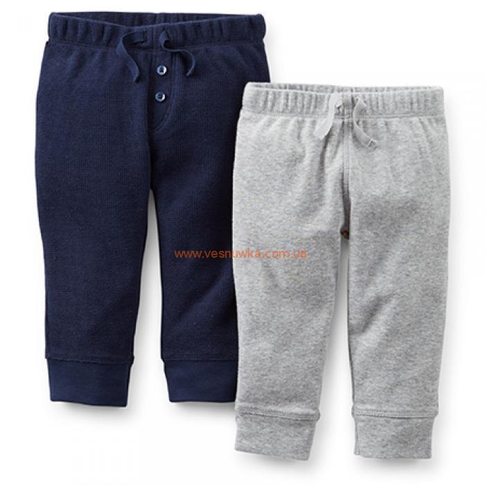 """Набор штанишек 2в1 """"Клевый мальчик"""" Carters"""