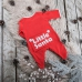 "Новогодний человечек слип  MagBaby  ""Маленький Санта"""