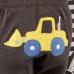 """Котоновый Набор 3в1 Carters  Веселые попки """"Клевый трактор"""""""