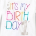 """Реглан Children Place """"Мой первый день рождения"""""""